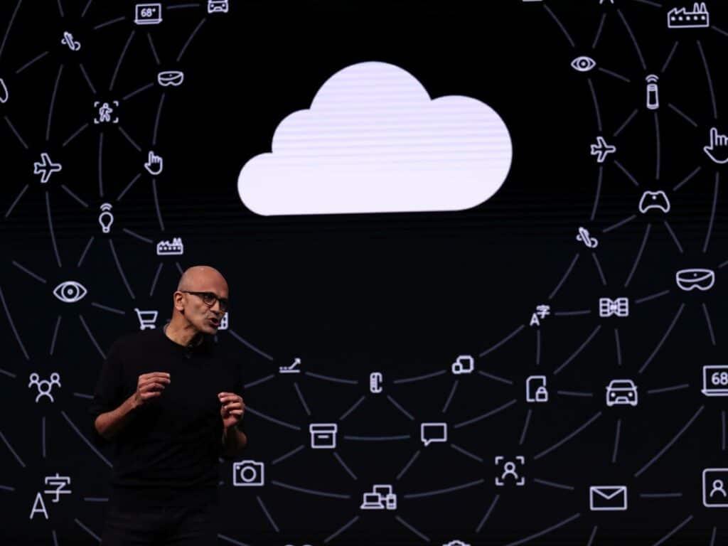 Satya Nadella -CEO Microsoft - empathy strategy